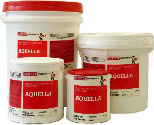 AQUELLA Cementitious Waterproof Coating | Stratmore