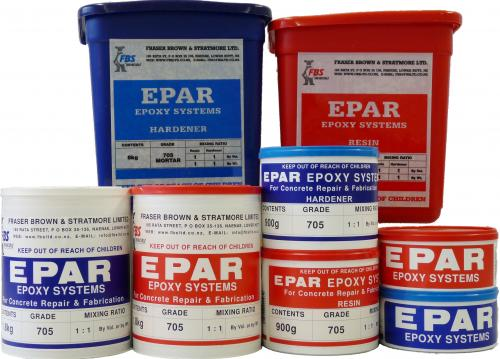 Epar 705 Epoxy Mortar Stratmore Construction Solutions