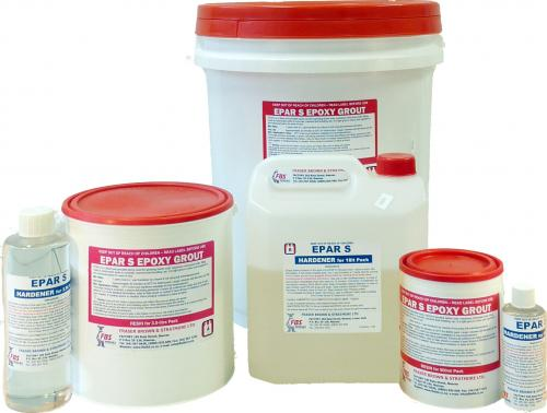 Epar S Epoxy Grout Stratmore Construction Solutions